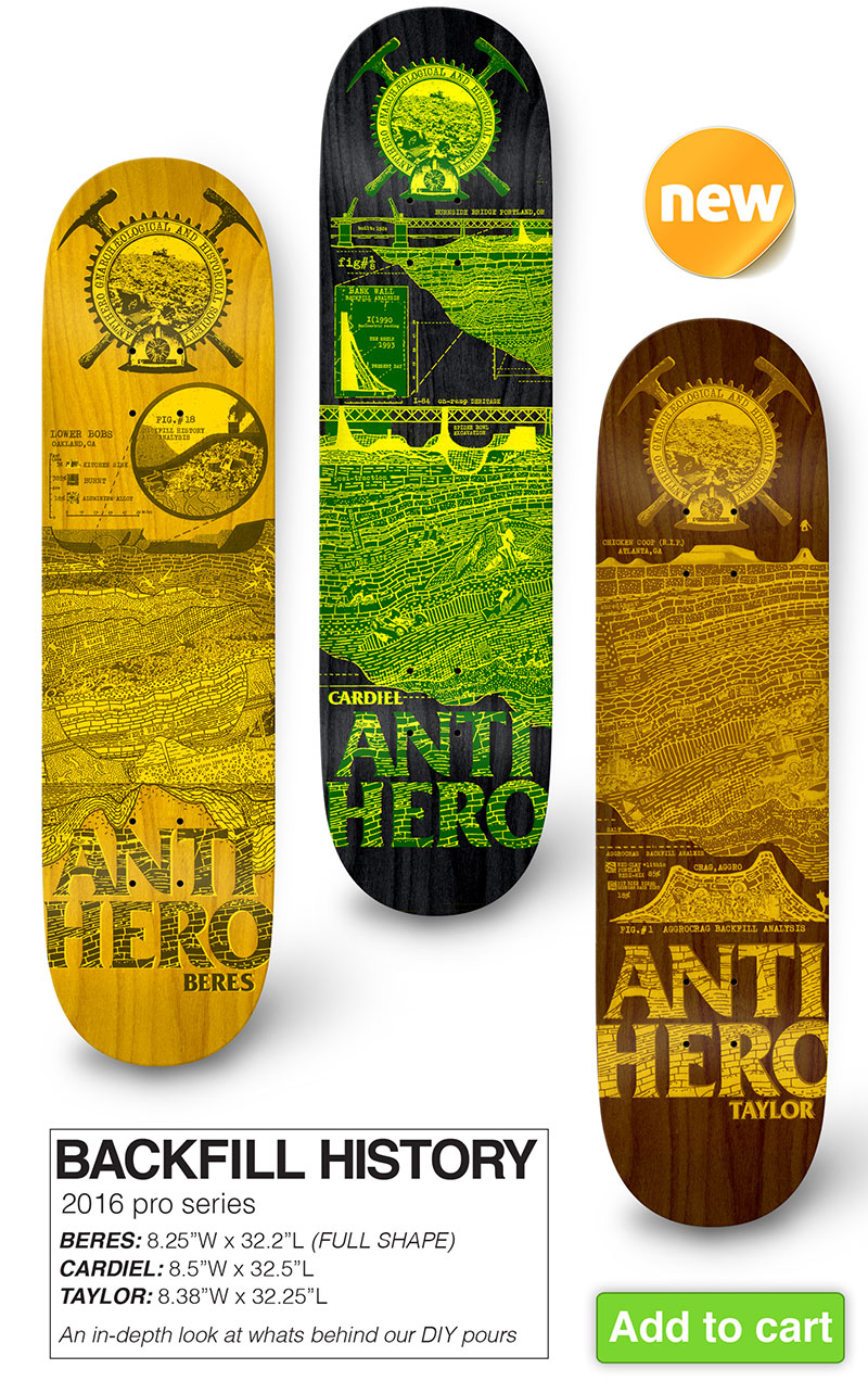 89f3421accb Antihero Skateboards Summer 2016 Catalog